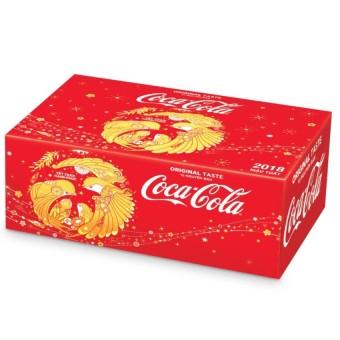 Nước Ngọt Coca Cola 330ML thùng 24 Lon