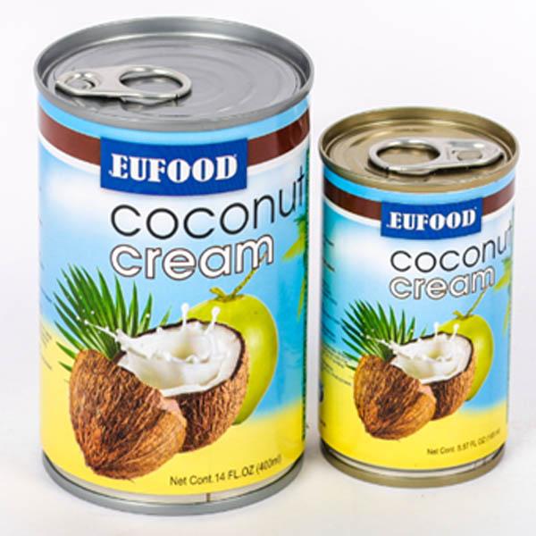 Nước cốt dừa đậm đặc EUF Thái Lan 165ml