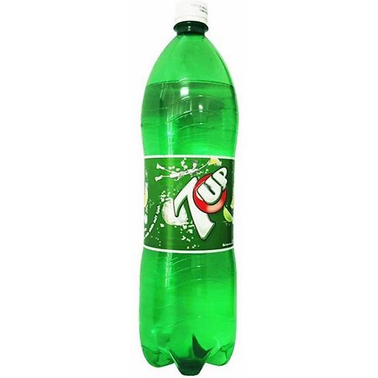 Nước giả khát 7up chai 1.5 lít