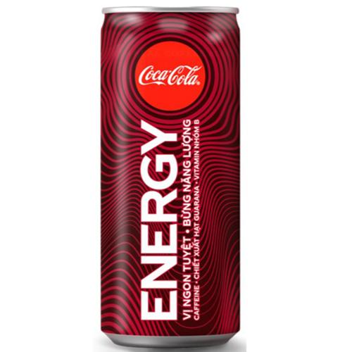 Nước tăng lực Energy Cocacola 250ml
