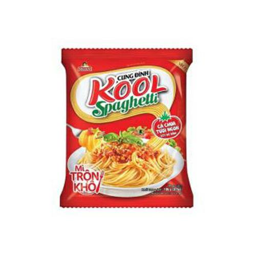 Mỳ sốt Kool Spaghetti 105g