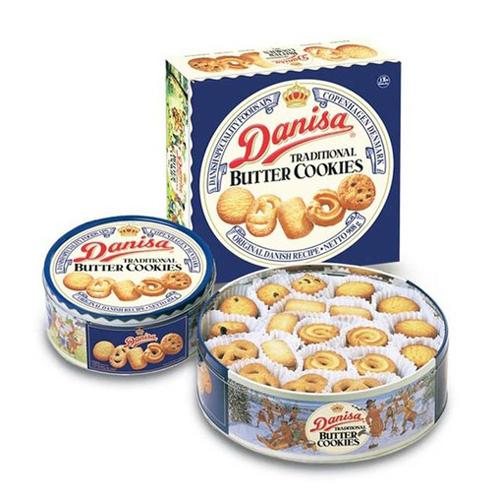 Bánh quy bơ Danisa 908g