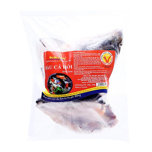 Đầu cá Hồi 400-600g/ gói