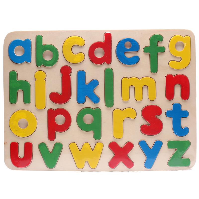 Toptoys – Bảng chữ cái tiếng Anh HJ98014A-Z
