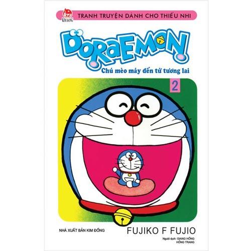 Doraemon truyện ngắn - Tập 2 (Bìa mềm)