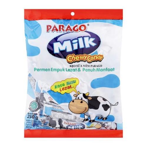 Kẹo sữa mềm hỗn hợp Parago 500g