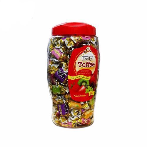 Kẹo Toffee vị trái cây tổng hợp 450g
