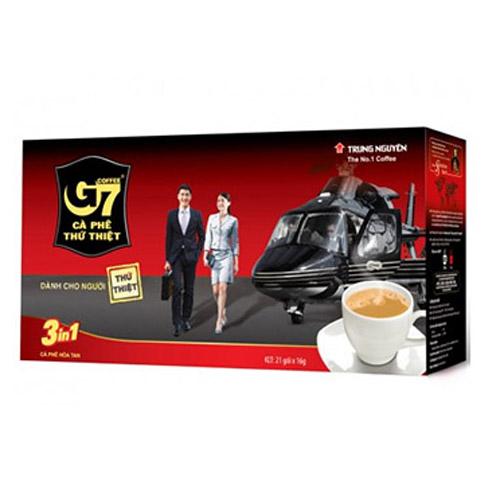 Cafe sữa G7 21 gói*16g