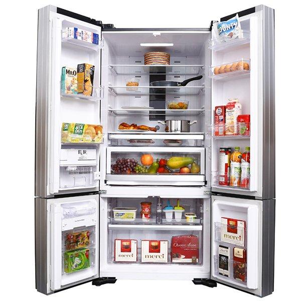 Tủ lạnh Hitachi 590 lít R-WB730PGV6X (GBK)