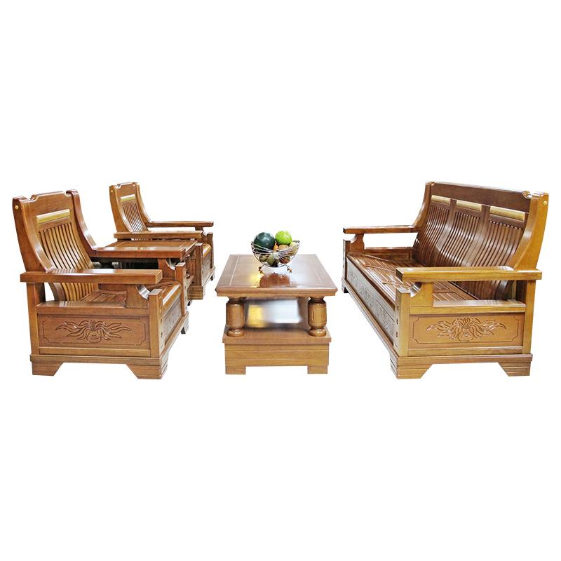 Bộ Salon gỗ Sồi HL2091
