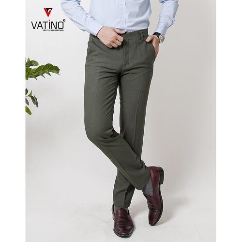 Quần âu nam trẻ Q126 - VATINO