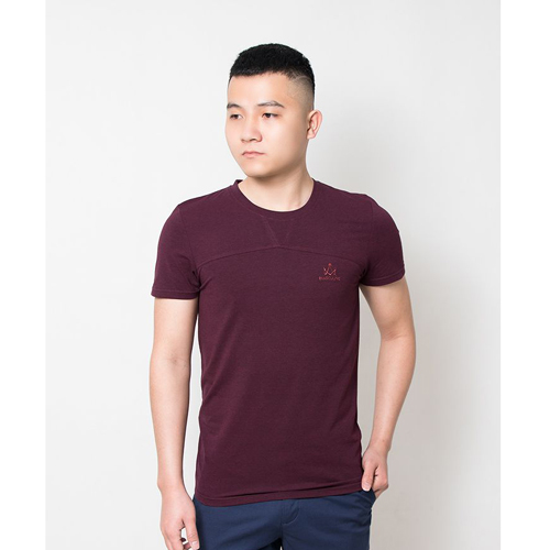 Áo T-Shirt phối chìm MTS104 - MASCULINE