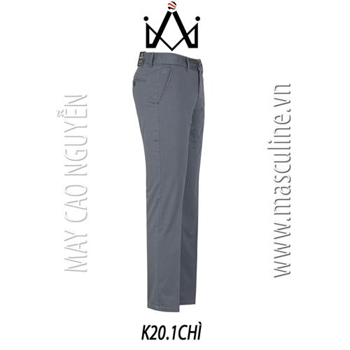 Quần kaki trẻ MASCULINE K20.1C