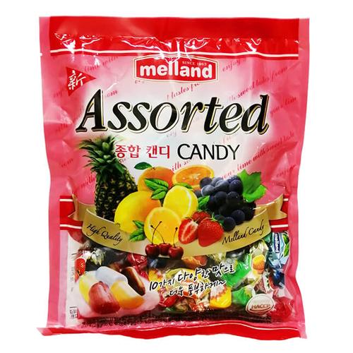 Kẹo Assorted melland thập cẩm 300g