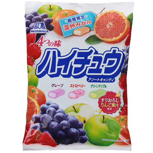 Kẹo hoa quả Morinaga 94g