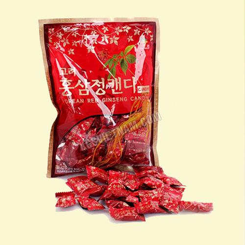 Kẹo mềm hồng sâm Hàn Quốc 200g