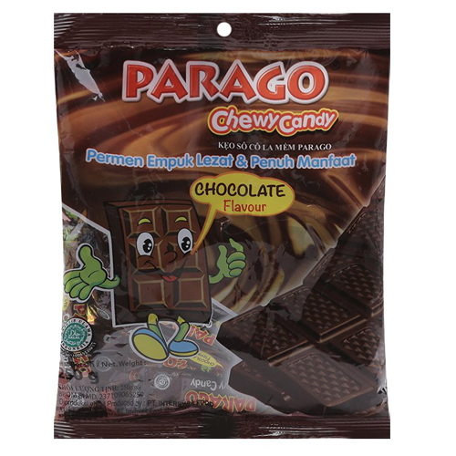 Kẹo Parago vị socola 250g