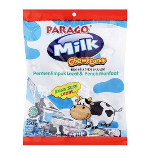 Kẹo Parago sữa 250g
