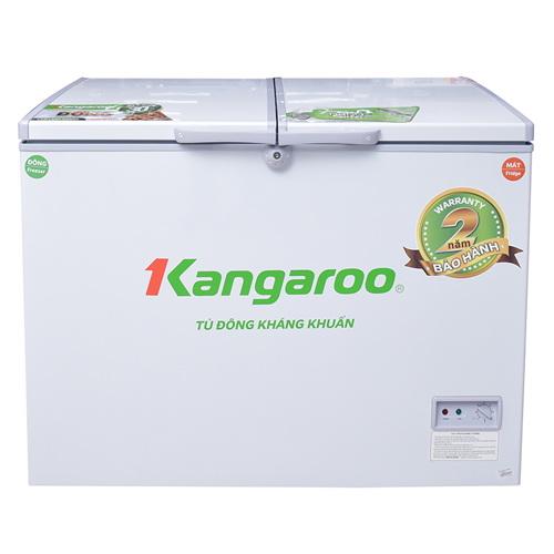 Tủ Đông Kangaroo KG498C2(2 ngăn)