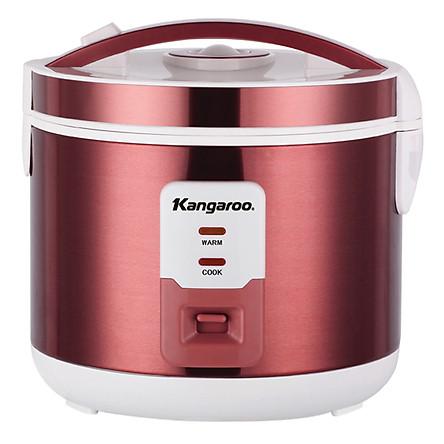 Nồi  cơm điện Kangaroo KG572(2.2L)