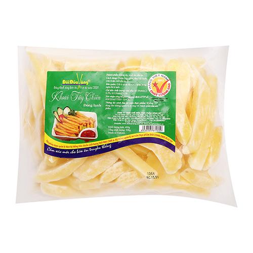 Khoai tây chiên 500g/gói (10)