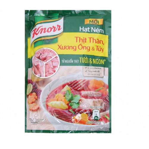 Hạt nêm từ thịt Knorr 170g