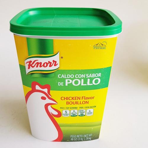Hạt nêm Knorr từ thịt gà 1kg