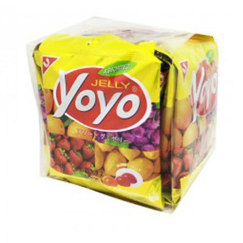 Kẹo mềm Yoyo vị tổng hợp 240g