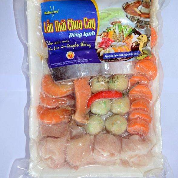Lẩu Thái chua cay 500g/ khay
