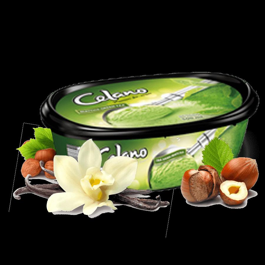 Kem hộp Celano trà xanh Matcha 500ml