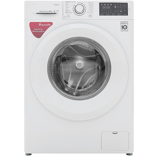 Máy giặt LG Inverter 8 kg FC1408N6W