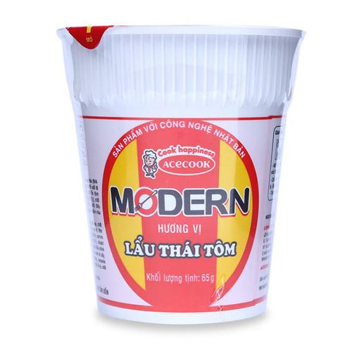 Mì Modern lẩu thái tôm 65g