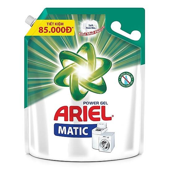 Nước giặt Ariel Đậm Đặc túi 3.6 kg