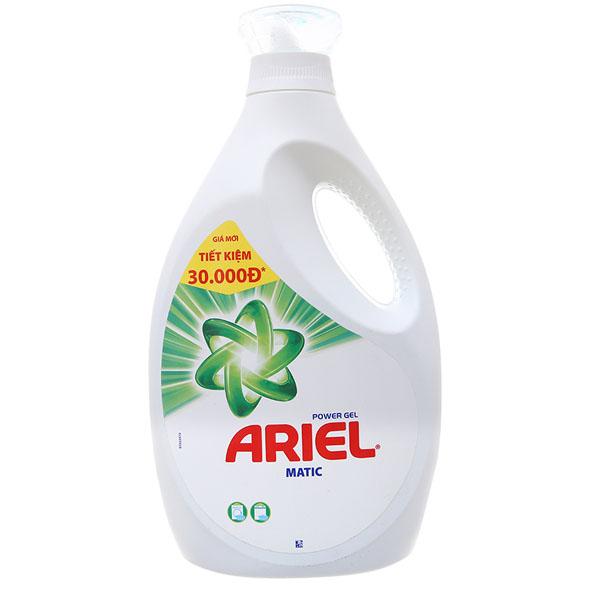 Nước giặt Ariel Đậm Đặc 2.4 kg