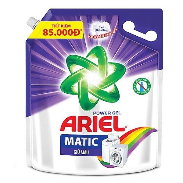 Nước giặt  Ariel giữ màu 3.25 kg