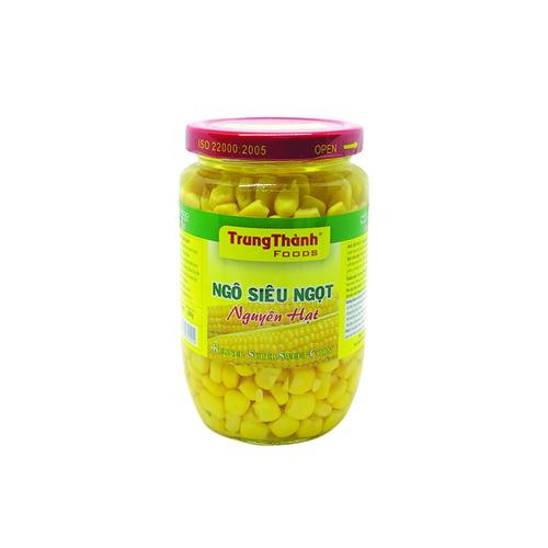 Ngô siêu ngọt Trung Thành 820g