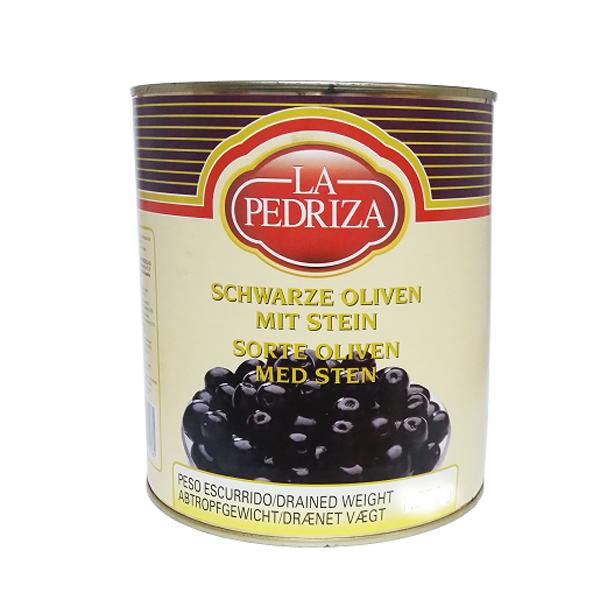 Quả oliu đen tách hạt hiệu La Pedriza 3kg