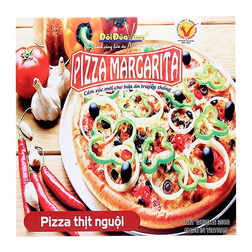 Pizza nhân Thịt 350g