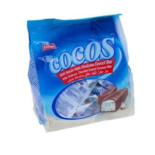Kẹo Elvan Cocos 500g