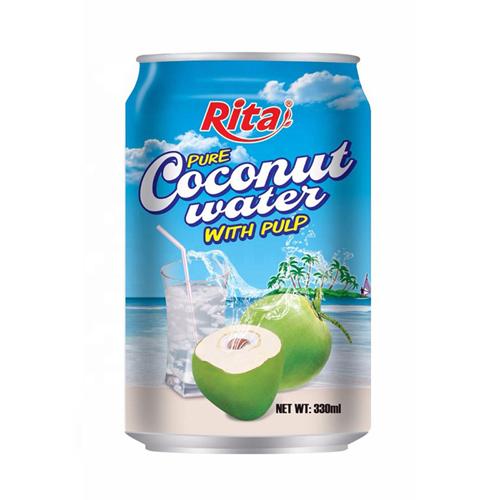 Nước ép dừa Rita 330ml