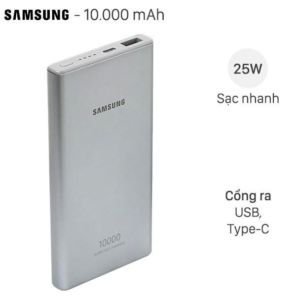 Pin dự phòng Samsung chính hãng 10000MAH