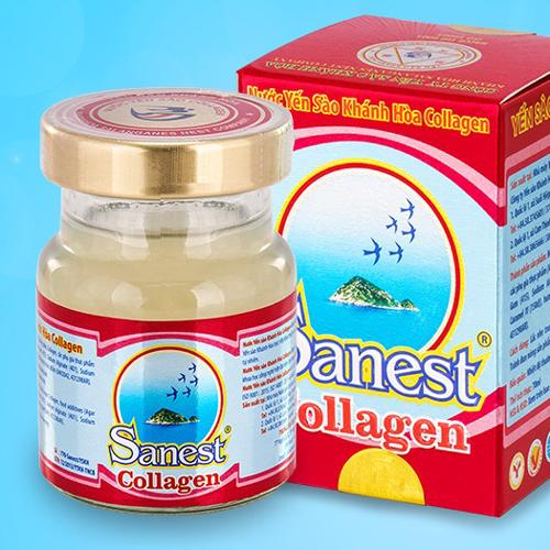 Nước yến sào Collagen 70ml