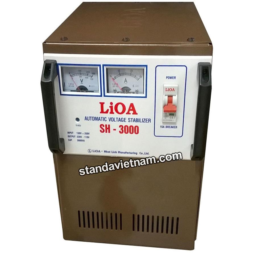 Ổn áp lioa SH3000(3KVA)