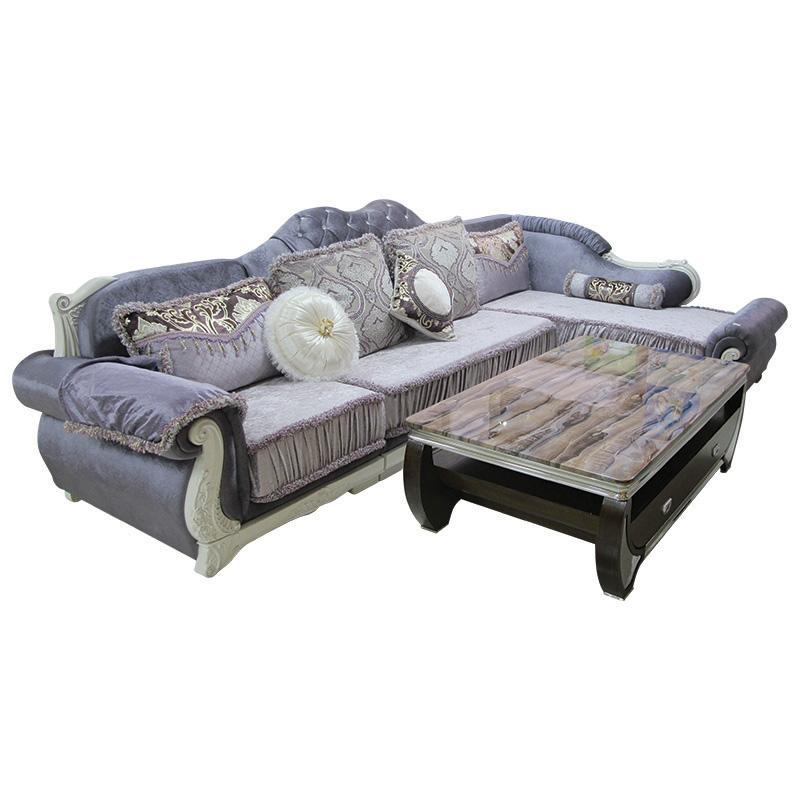 Sofa nỉ TLB01