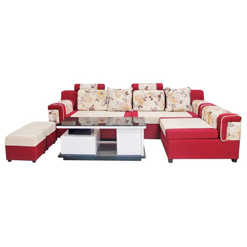 Sofa vải góc 201SF04