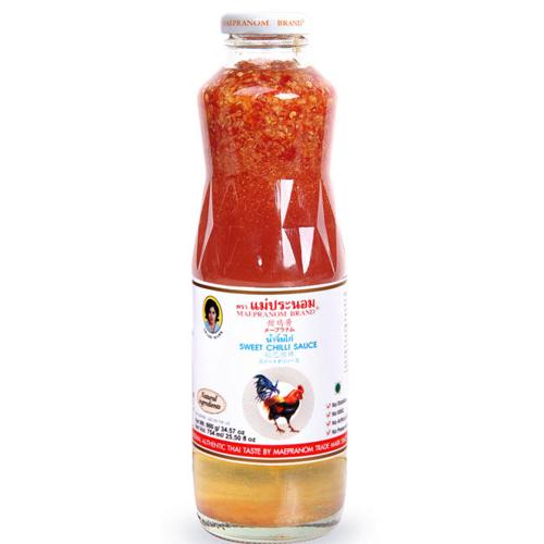 Sốt ớt chua ngọt Brand 980g