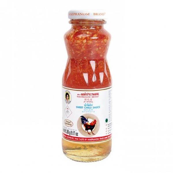 Sốt ớt chua ngọt Brand EUF 200ml