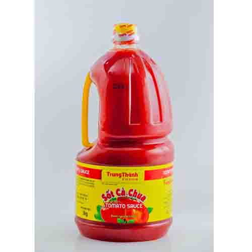Sốt cà chua Trung Thành 2 lít