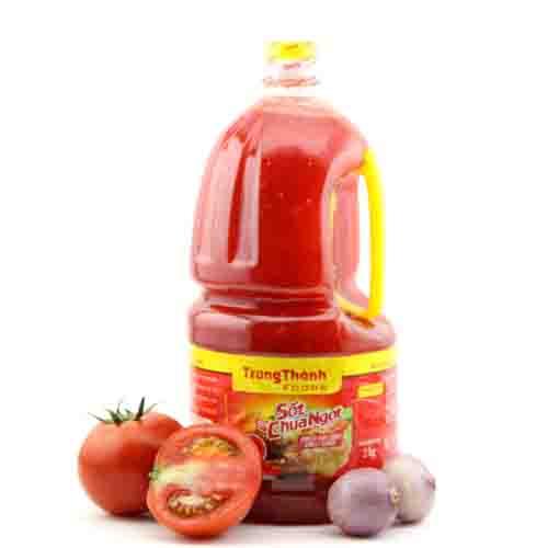 Sốt chua ngọt Trung Thành 2L