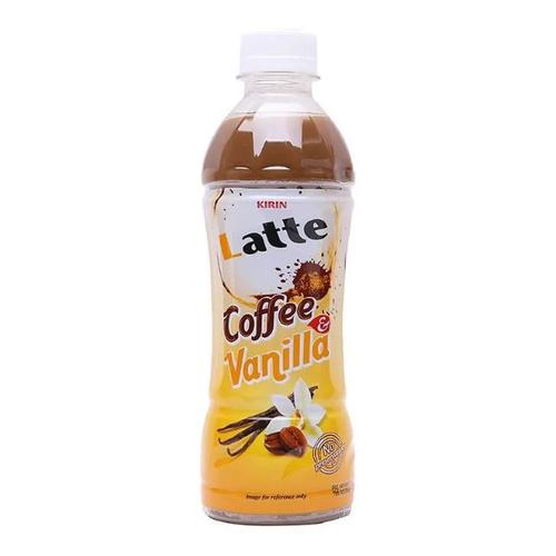 Nước giải khát Latte Coffe và Vanilla 345ml
